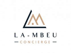 Logo Design Cape Town- La-Mbeu Concierge